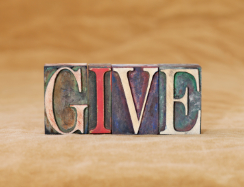 Charitable Contributions – Make A Difference