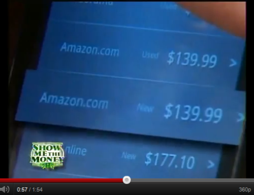 How is technology affecting your shopping this season?