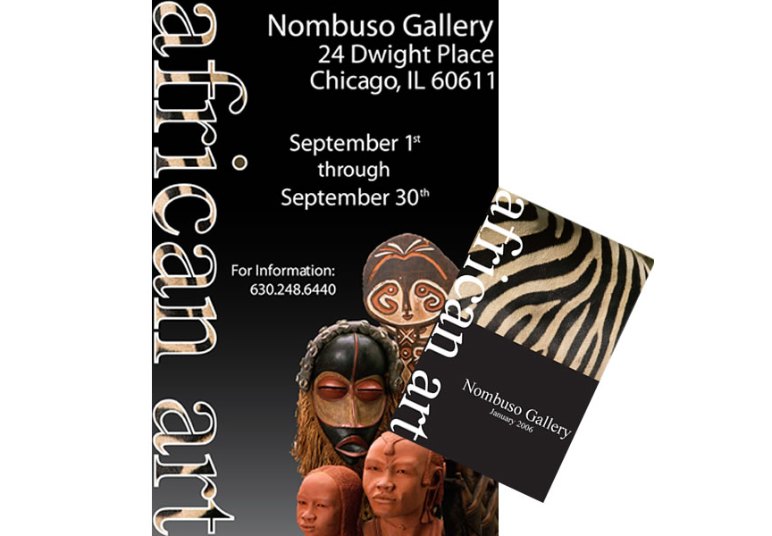 Poster & Booklet Design