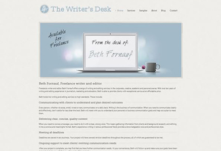 Web Design & Blog Design