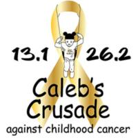 Logo & Running Disney Marathon to benefit Caleb's Crusade