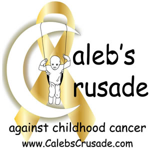 Caleb's Crusade - Logo and Identity Package