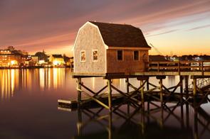 Boothbay Maine Website Design